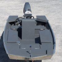 Custom Built Flat Bottom Aluminum Boats | Hanko Metal Works